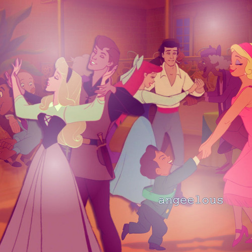 Dancing~