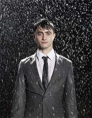 Daniel Radcliffe Heat Magazine Photoshoot