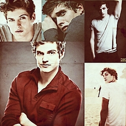 Daniel Sharman wallpaper titled Daniel <