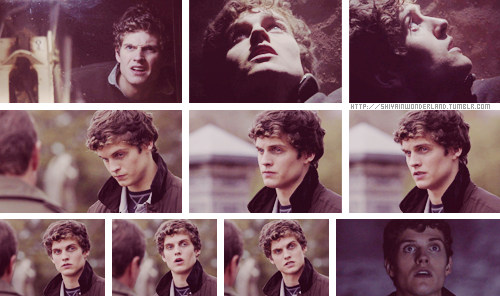 Daniel Sharman wallpaper probably containing a portrait titled Daniel <