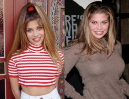 Boy Meets World 壁紙 probably containing a 上, ページのトップへ and a portrait titled Danielle Fishel