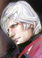 Dante - devil-may-cry fan art