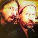Dave & Krist - nirvana icon