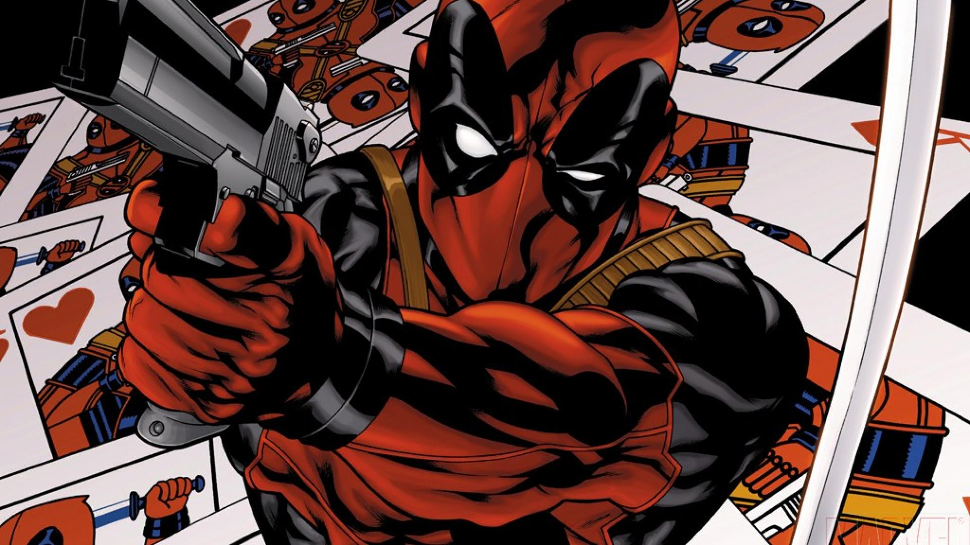 Blindbandit92 Tamar20 Images Deadpool Hd Wallpaper And Background