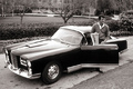 Dean and car - dean-martin photo