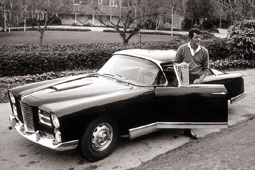 Dean and car