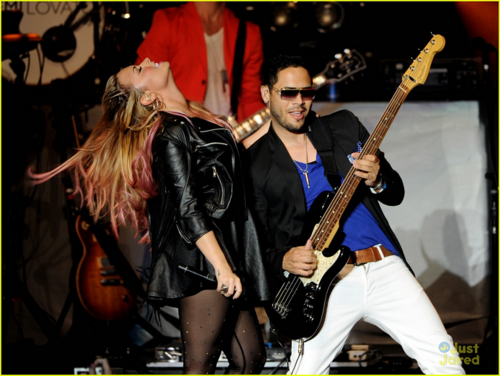 Demi - Summer Tour - The Greek Theater Los Angeles, CA - July 18, 2012
