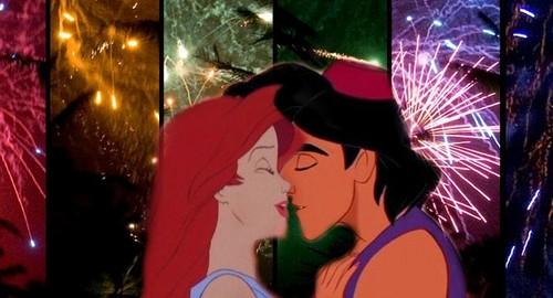 croisements Disney