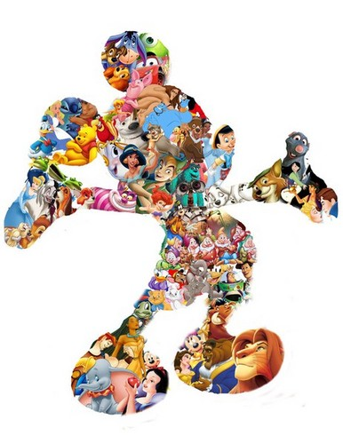 classic disney wallpaper called disney