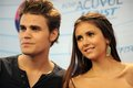 Dobsley @TCA 2012 - paul-wesley-and-nina-dobrev photo