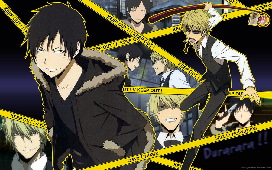 drrr wallpaper durarara photo 31583538 fanpop