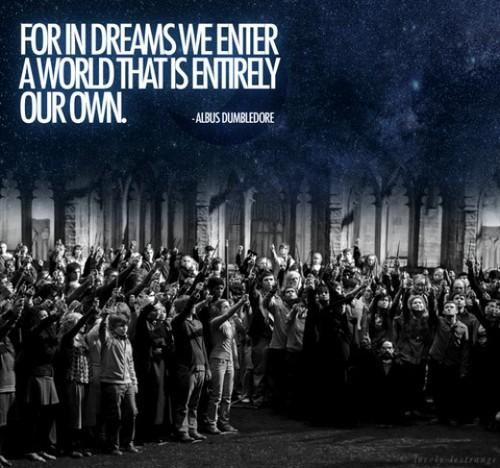 Dumbledore's 名言・格言