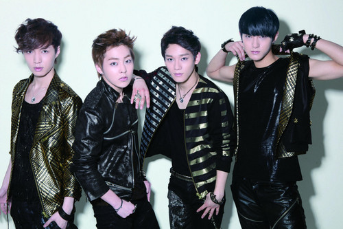 EXO-M for So Cool magazine