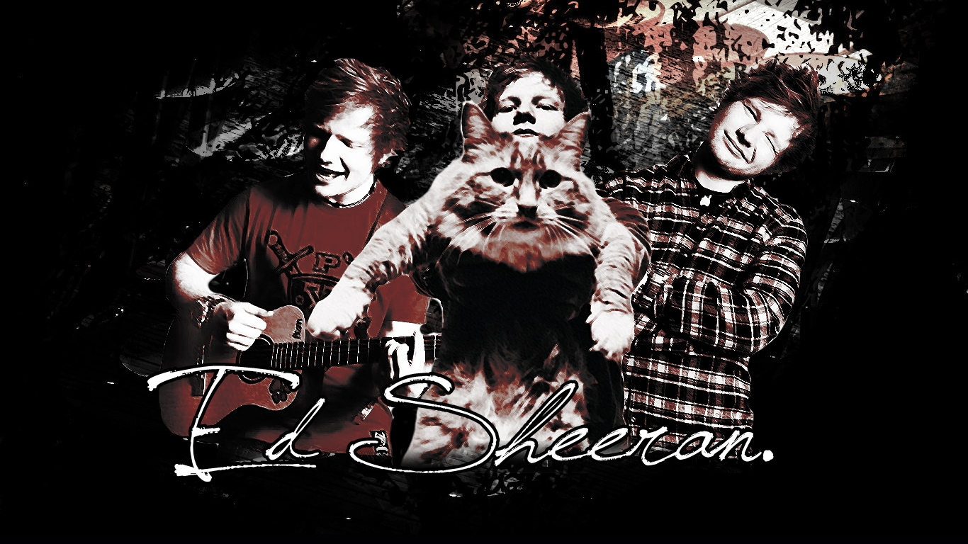 Ed Sheeran Wallpaper