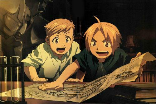Edward & Alphonse