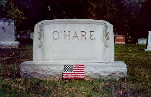 "Edward Henry ""Butch"" O'Hare (March 13, 1914 – November 26, 1943)"