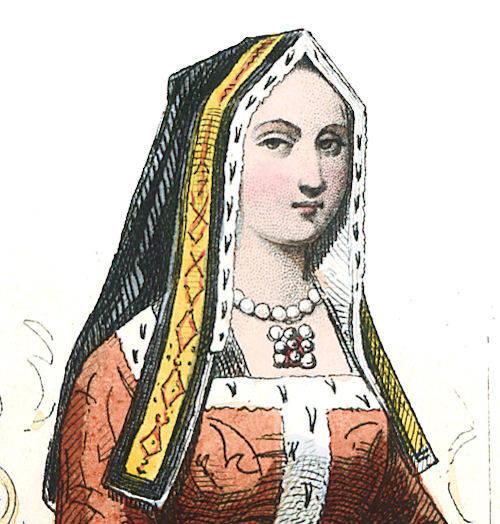 Tudor History Elizabeth of York