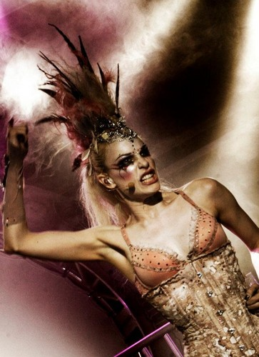 Emilie Autumn wallpaper probably with skin called Emilie Autumn