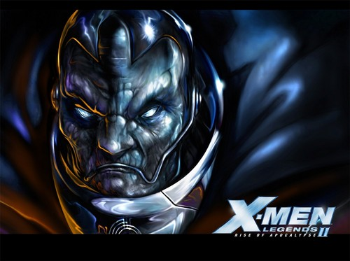"X-Men wallpaper titled En Sabah Nur / Apocalypse from ""X-men Legends II - Rise of Apocalypse"""