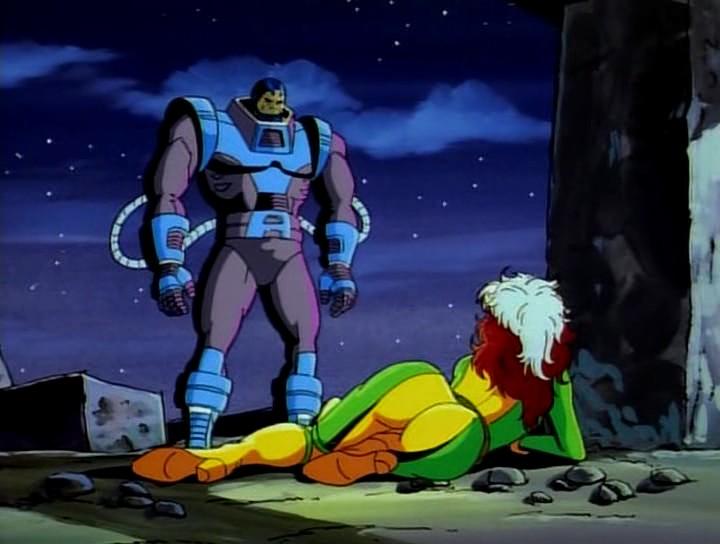 "En Sabah Nur / Apocalypse from ""X-men : The Animated Series"""