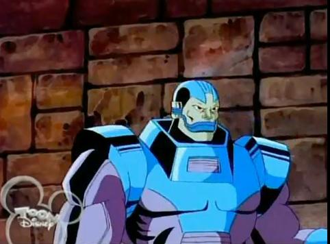 "En Sabah Nur / Apocalypse from ""X-men : The Animated Series"""