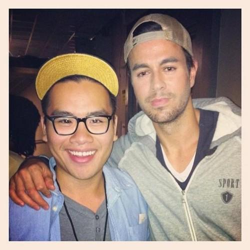 Enrique in Toronto - July 17, 2012 concert
