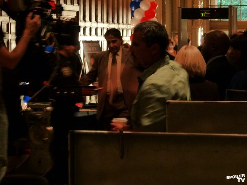 Episode 5.01 - After The Storm - Set Photos - castle Photo