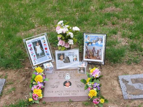 "Erica Michelle Maria ""Precious Doe"" Green(May 15, 1997 - April 28, 2001)"