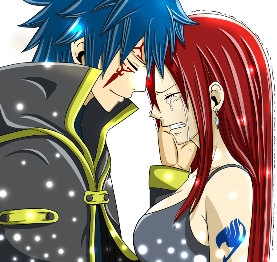 Erza ♥ Jellal - Erza Scarlet Photo (31584997) - Fanpop