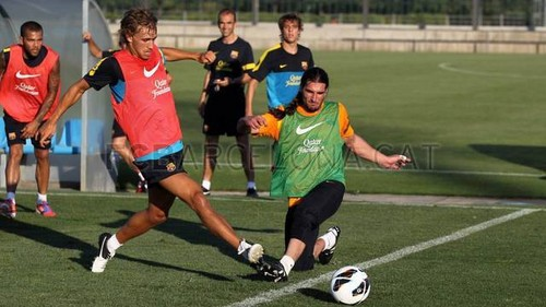 Evening Session - fc-barcelona Photo