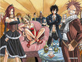 Fairy Tail wallpaper - writing photo
