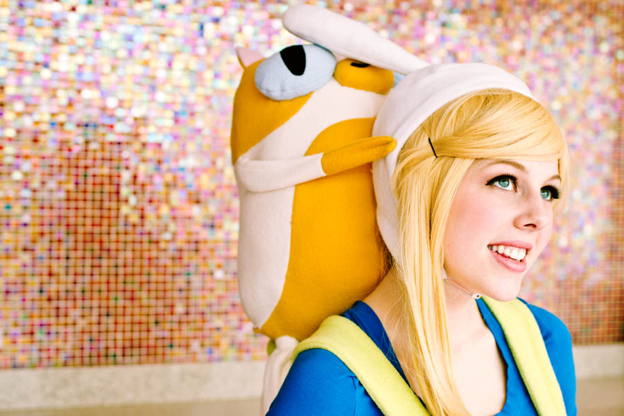 fionna adventure time cosplay - photo #35