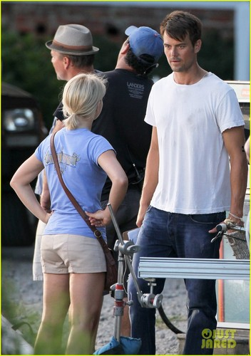Filming Safe Haven