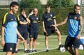 First Training Session under Tito Vilanova - fc-barcelona photo