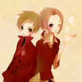 FrUk - hetalia-couples photo