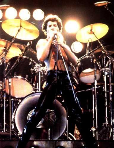 Freddie Mercury 1978