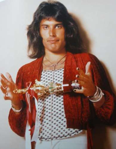 Freddie in Jepun 1975