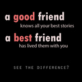 Friendship Quotes <3 - think-different photo