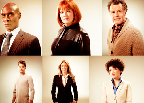 Fringe Cast Promationals picspam
