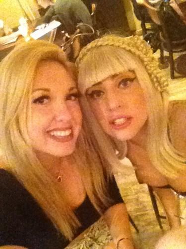 Gaga + Tara