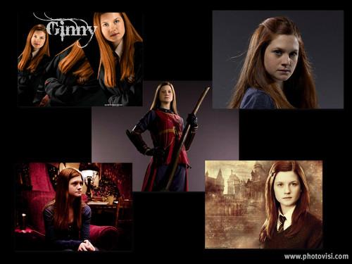 Ginny fond d'écran