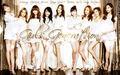 Girls Generation kertas dinding