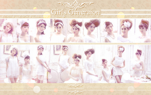 Girls Generation 壁紙
