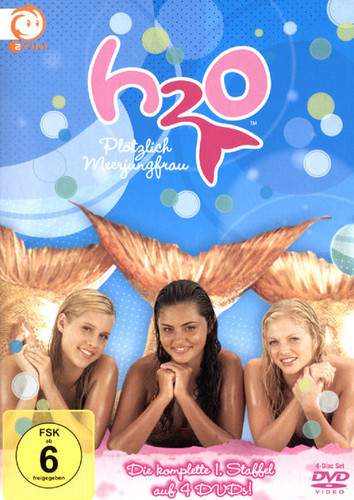 H2o dvd h2o just add water photo 31519882 fanpop for H2o just add water film