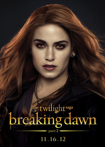 Breaking Dawn The Movie wallpaper possibly containing a portrait entitled HQ Breaking Dawn Part 2 Characters Posters