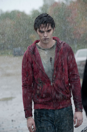 Warm Bodies Movie fond d'écran titled HQ still