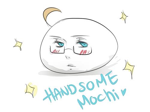 Handsome Mochi