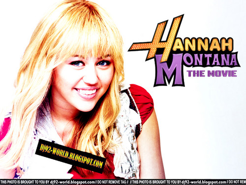 Hannah Montana the Movie Exclusive Promotional Обои by DaVe!!!