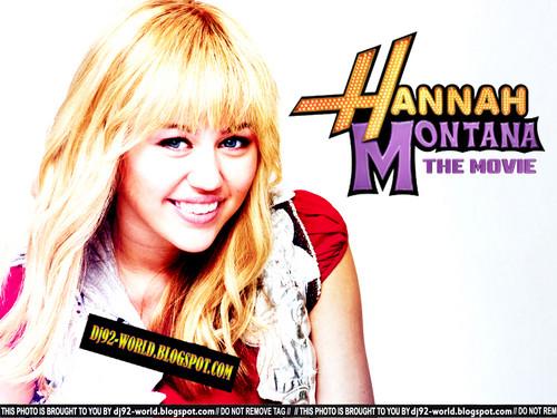 Hannah Montana the Movie Exclusive Promotional achtergronden door DaVe!!!