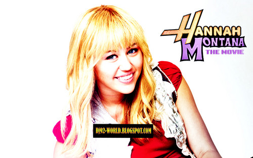 Hannah Montana the Movie Exclusive Promotional wallpaper oleh DaVe!!!